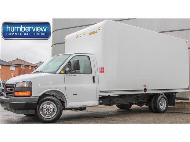 2018 GMC Savana Cutaway Work Van (Stk: 18-003828 UNICEL) in Mississauga - Image 2 of 21