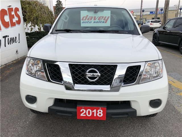 2018 Nissan Frontier SV (Stk: 18-731) in Oshawa - Image 2 of 14
