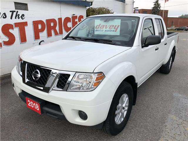 2018 Nissan Frontier SV (Stk: 18-731) in Oshawa - Image 1 of 14