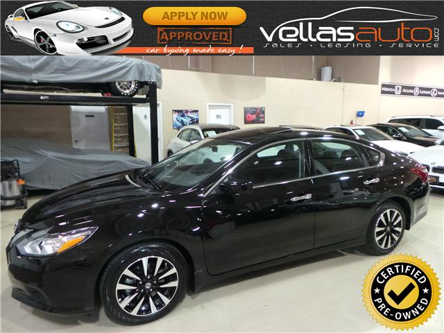 2018 Nissan Altima  (Stk: NP2605) in Vaughan - Image 1 of 29