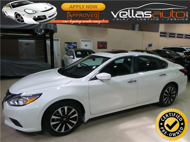 2018 Nissan Altima  (Stk: NP9481) in Vaughan - Image 1 of 27