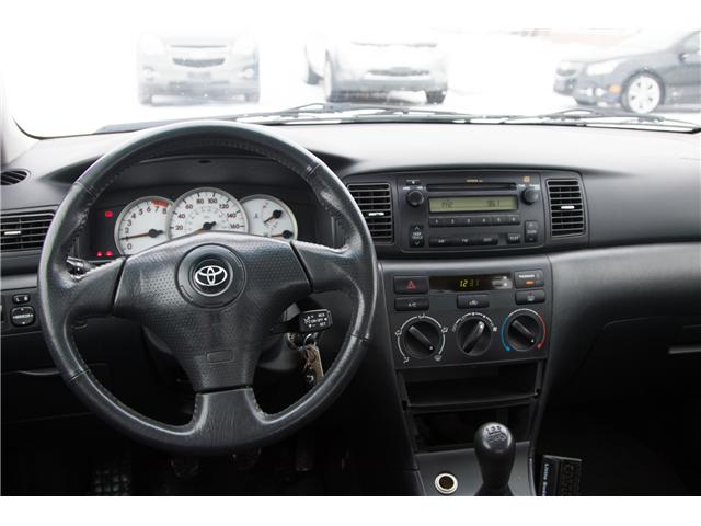 2005 Toyota Corolla CE (Stk: P349) in Brandon - Image 9 of 12
