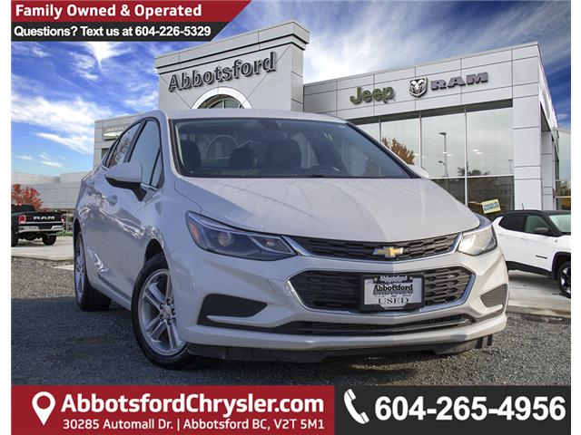 2017 Chevrolet Cruze LT Auto (Stk: AB0788) in Abbotsford - Image 1 of 25