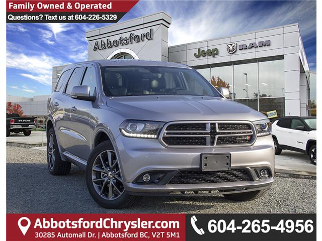2018 Dodge Durango GT (Stk: AB0790) in Abbotsford - Image 1 of 27