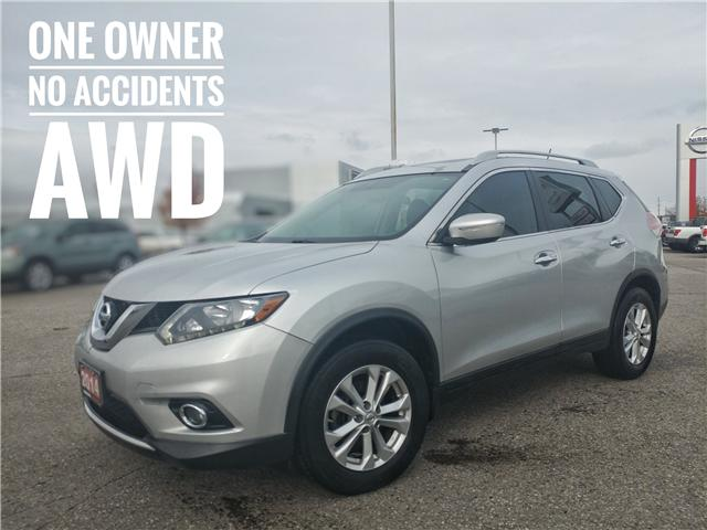 2014 Nissan Rogue SV (Stk: JC832659A) in Cobourg - Image 1 of 34