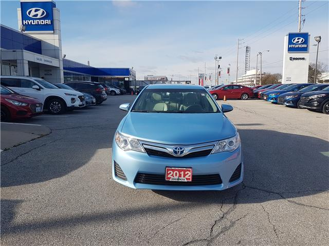 2012 Toyota Camry Hybrid LE (Stk: 28187A) in Scarborough - Image 2 of 12