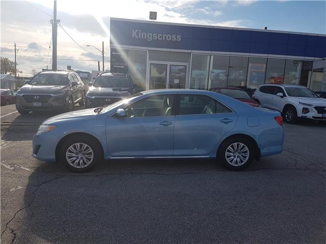 2012 Toyota Camry Hybrid LE (Stk: 28187A) in Scarborough - Image 1 of 12