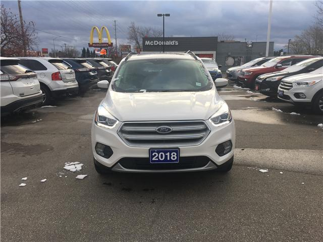 2018 Ford Escape SEL (Stk: 18574A) in Perth - Image 1 of 9
