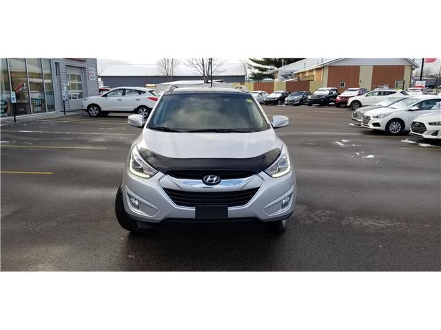 2014 Hyundai Tucson Limited (Stk: 18335-1) in Pembroke - Image 8 of 22