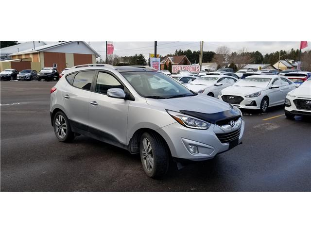 2014 Hyundai Tucson Limited (Stk: 18335-1) in Pembroke - Image 7 of 22