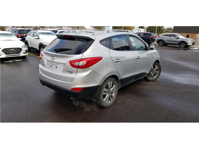 2014 Hyundai Tucson Limited (Stk: 18335-1) in Pembroke - Image 5 of 22