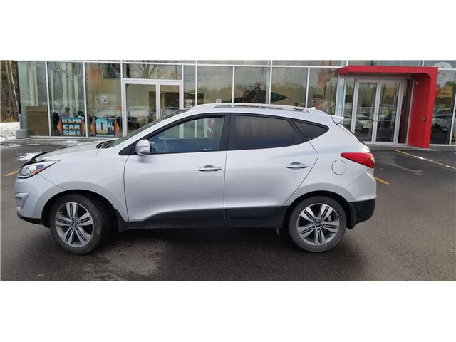 2014 Hyundai Tucson Limited (Stk: 18335-1) in Pembroke - Image 2 of 22