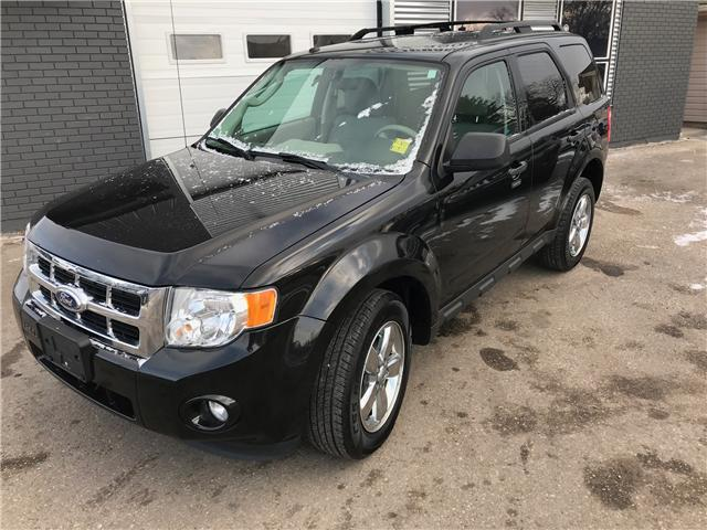 2011 Ford Escape XLT Automatic (Stk: 87) in Winnipeg - Image 1 of 7