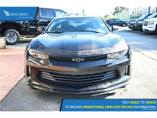 2018 Chevrolet Camaro 1LT (Stk: 188275) in Coquitlam - Image 2 of 13