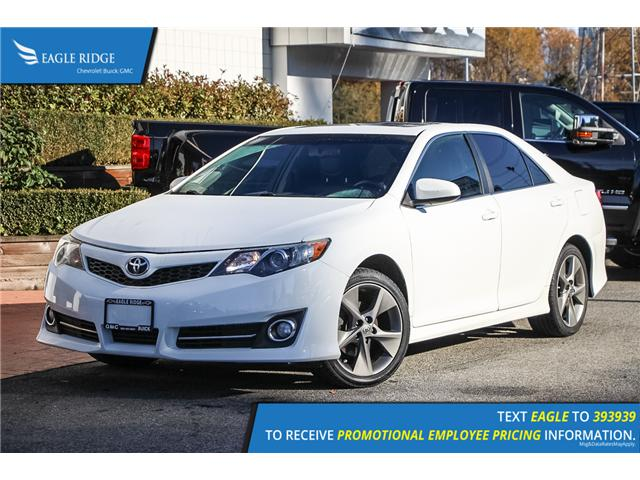 2012 Toyota Camry SE V6 (Stk: 129049) in Coquitlam - Image 1 of 16