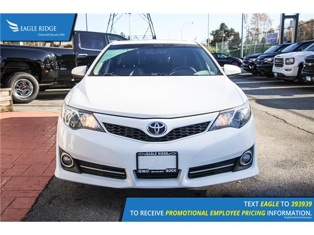 2012 Toyota Camry SE V6 (Stk: 129049) in Coquitlam - Image 2 of 16