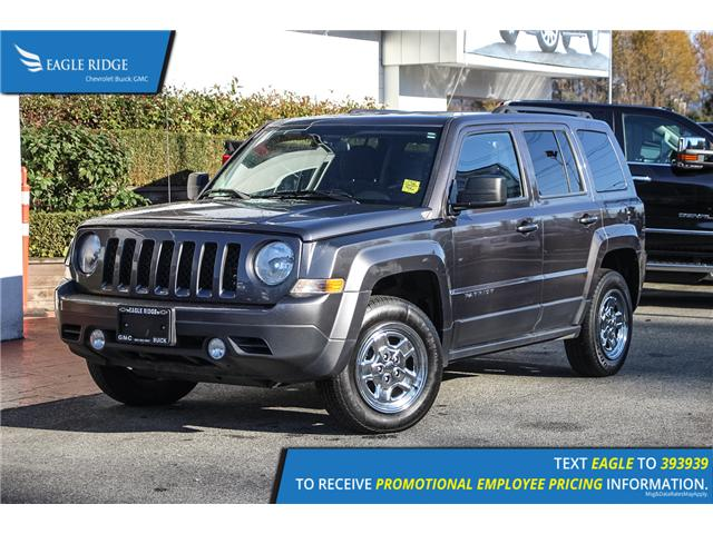 2015 Jeep Patriot Sport/North (Stk: 154733) in Coquitlam - Image 1 of 14