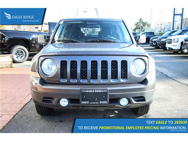 2015 Jeep Patriot Sport/North (Stk: 154733) in Coquitlam - Image 2 of 14