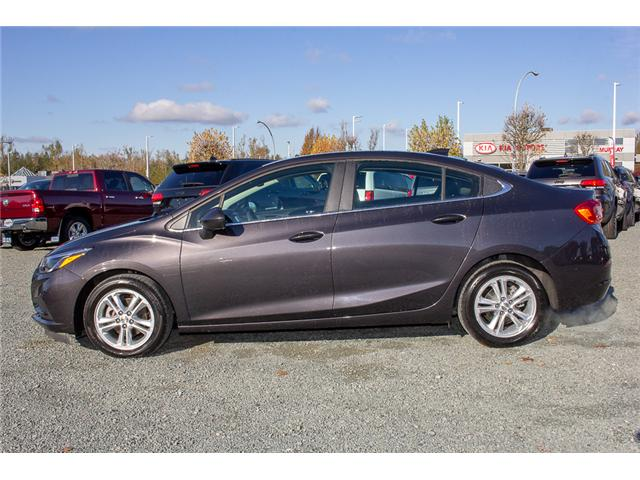 2017 Chevrolet Cruze LT Auto (Stk: AB0789) in Abbotsford - Image 4 of 26