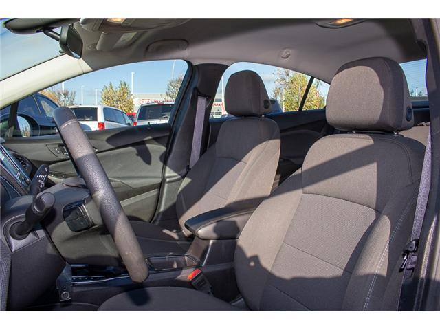 2017 Chevrolet Cruze LT Auto (Stk: AB0789) in Abbotsford - Image 10 of 26