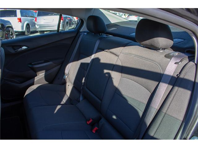 2017 Chevrolet Cruze LT Auto (Stk: AB0789) in Abbotsford - Image 12 of 26