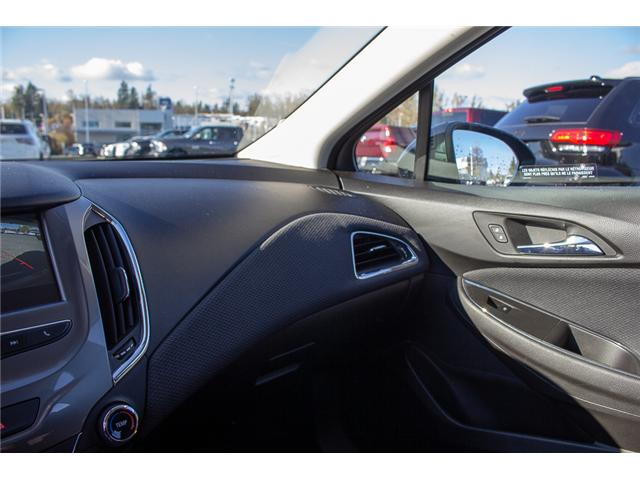 2017 Chevrolet Cruze LT Auto (Stk: AB0789) in Abbotsford - Image 25 of 26