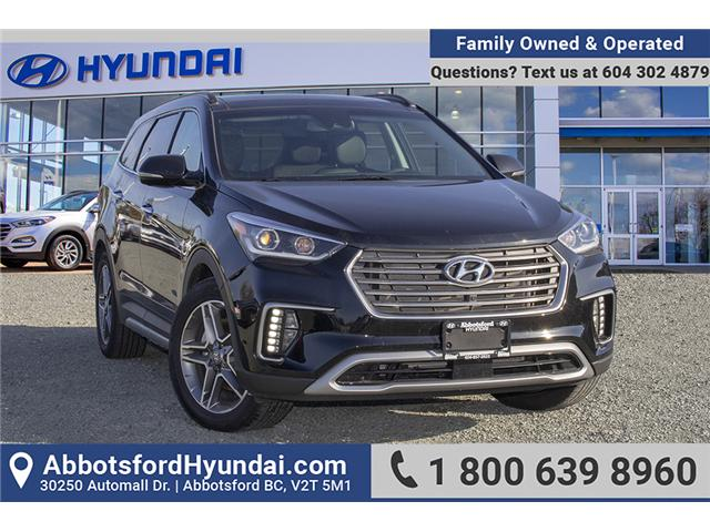 2018 Hyundai Santa Fe XL Ultimate (Stk: JF283527) in Abbotsford - Image 1 of 26