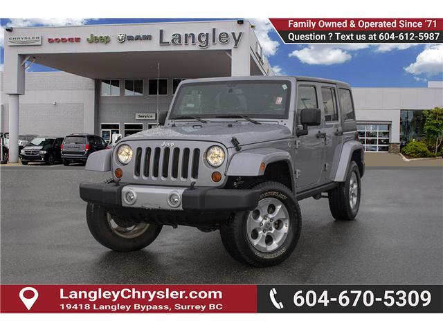 2013 Jeep Wrangler Unlimited Sahara (Stk: H693311A) in Surrey - Image 3 of 23