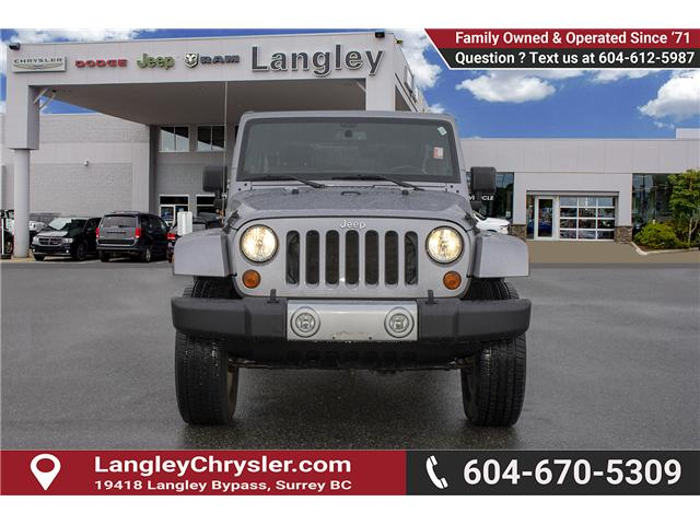 2013 Jeep Wrangler Unlimited Sahara (Stk: H693311A) in Surrey - Image 2 of 23