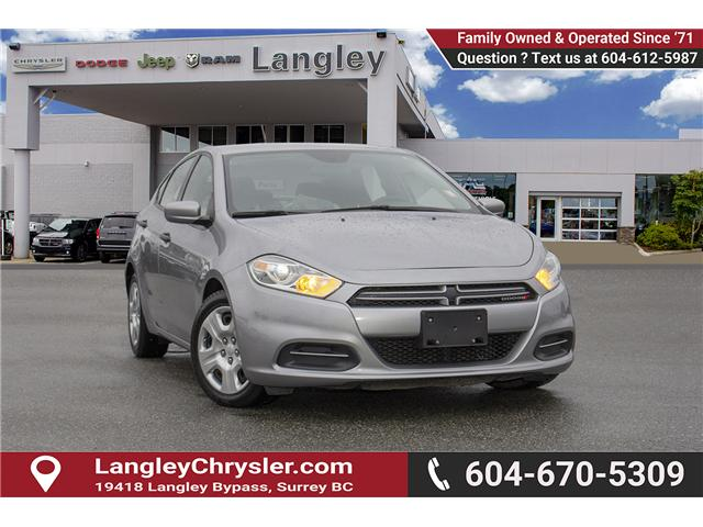 2016 Dodge Dart SE (Stk: H728210B) in Surrey - Image 1 of 19