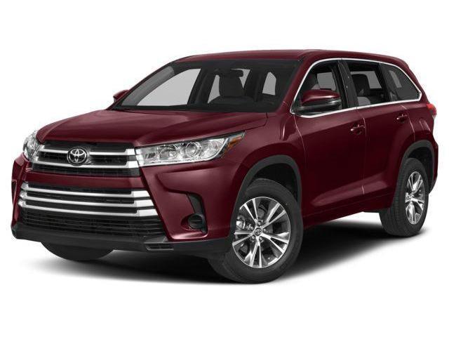 2019 Toyota Highlander XLE (Stk: N34118) in Goderich - Image 1 of 8