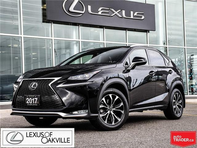 2017 Lexus NX 200t Base (Stk: UC7568) in Oakville - Image 1 of 27