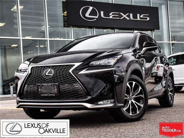 2017 Lexus NX 200t Base (Stk: UC7579) in Oakville - Image 1 of 24