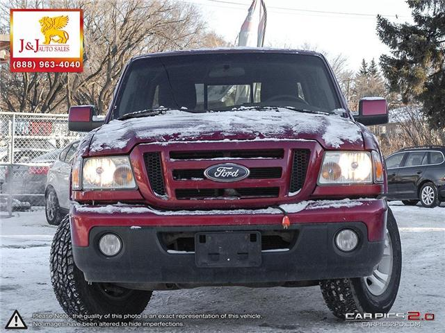2011 Ford Ranger Sport (Stk: J18101) in Brandon - Image 2 of 27