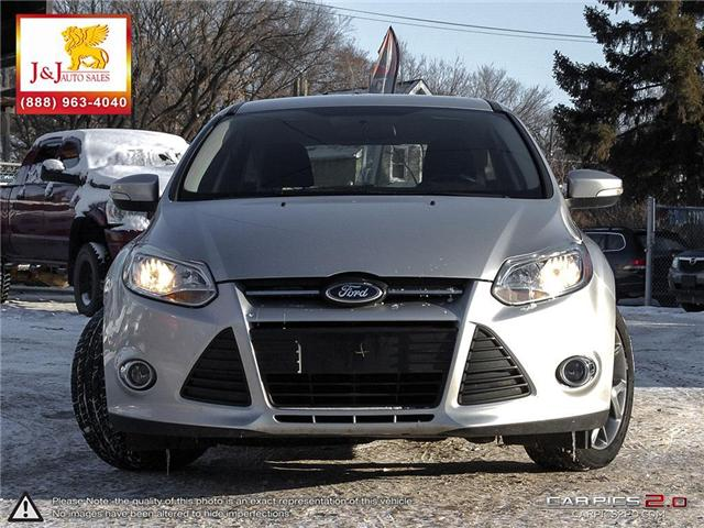 2014 Ford Focus SE (Stk: J18104) in Brandon - Image 2 of 27