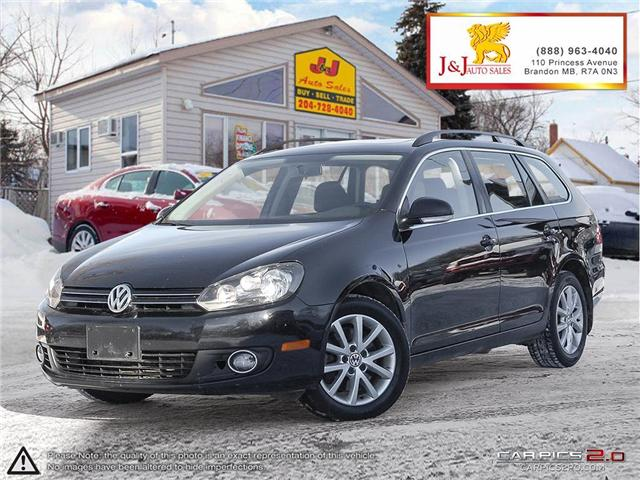 2014 Volkswagen Golf 2.0 TDI Comfortline (Stk: J18098) in Brandon - Image 1 of 27