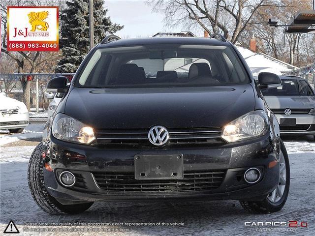 2014 Volkswagen Golf 2.0 TDI Comfortline (Stk: J18098) in Brandon - Image 2 of 27