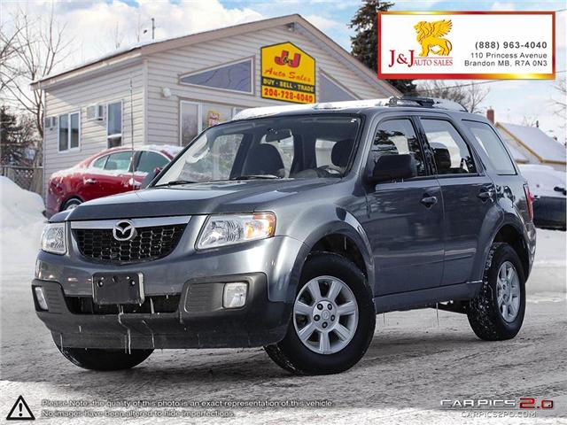 2011 Mazda Tribute GT V6 (Stk: J18103) in Brandon - Image 1 of 27