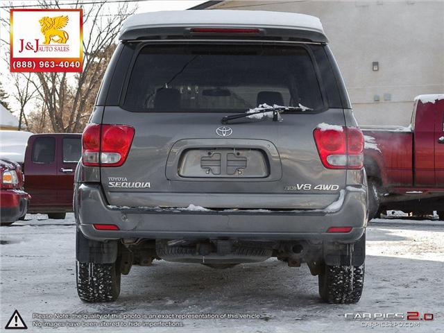 2007 Toyota Sequoia Limited V8 (Stk: J18096) in Brandon - Image 5 of 27
