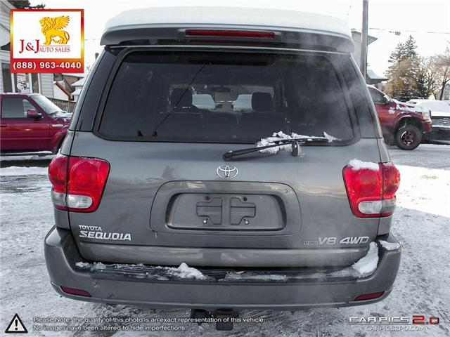 2007 Toyota Sequoia Limited V8 (Stk: J18096) in Brandon - Image 11 of 27