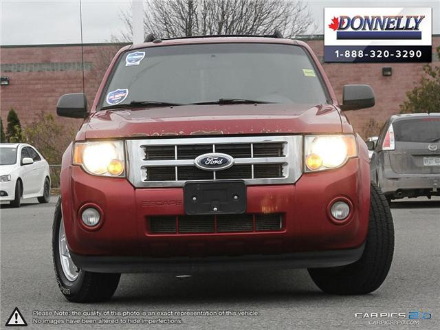 2011 Ford Escape XLT Automatic (Stk: PBWDR1945A) in Ottawa - Image 2 of 28