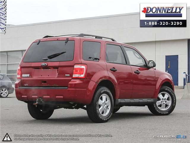 2011 Ford Escape XLT Automatic (Stk: PBWDR1945A) in Ottawa - Image 4 of 28