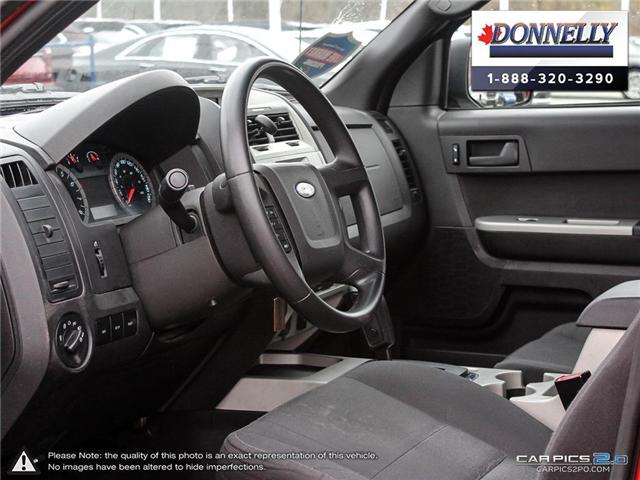 2011 Ford Escape XLT Automatic (Stk: PBWDR1945A) in Ottawa - Image 13 of 28