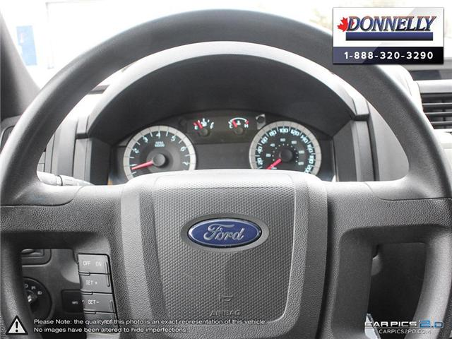 2011 Ford Escape XLT Automatic (Stk: PBWDR1945A) in Ottawa - Image 14 of 28