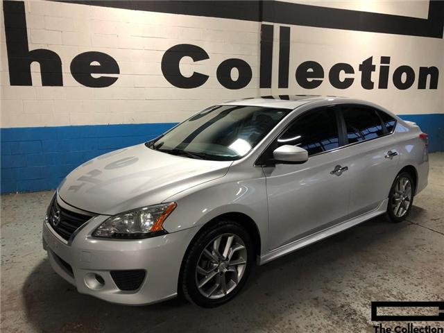 2013 Nissan Sentra  (Stk: 11872) in Toronto - Image 1 of 29