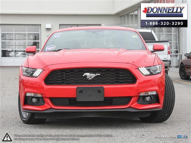 2016 Ford Mustang V6 (Stk: PLDU5915) in Ottawa - Image 2 of 29