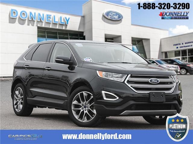 2015 Ford Edge Titanium (Stk: PLDU5885T) in Ottawa - Image 1 of 28