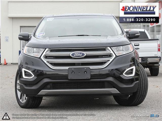 2015 Ford Edge Titanium (Stk: PLDU5885T) in Ottawa - Image 2 of 28