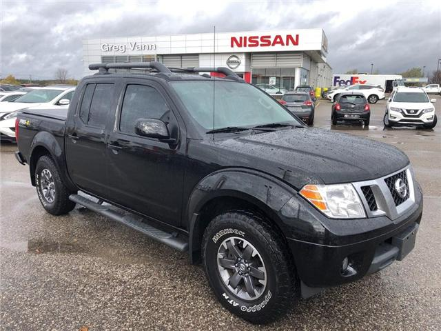 2016 Nissan Frontier PRO-4X (Stk: U0983A) in Cambridge - Image 1 of 30