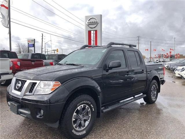 2016 Nissan Frontier PRO-4X (Stk: U0983A) in Cambridge - Image 2 of 30